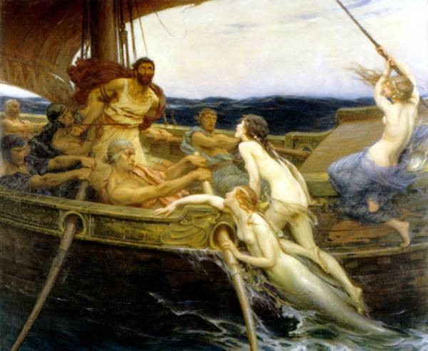 James Ulysses and the Sirens
